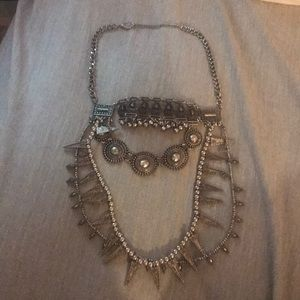 Forever 21 Layered Necklace